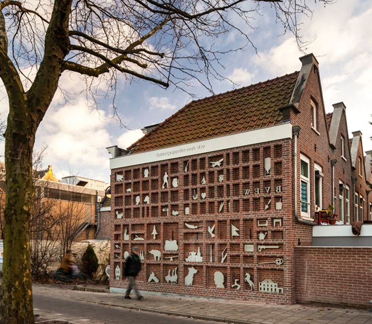 it started with a dime by studio wessels boer in amsterdam