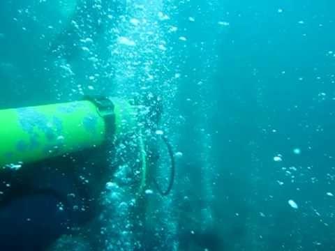 Underwater Volcano@Pulau Weh, Indonesia