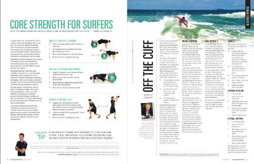 Programa de Exercícios para o Surf Melhorado - Notícia - Surfguru
