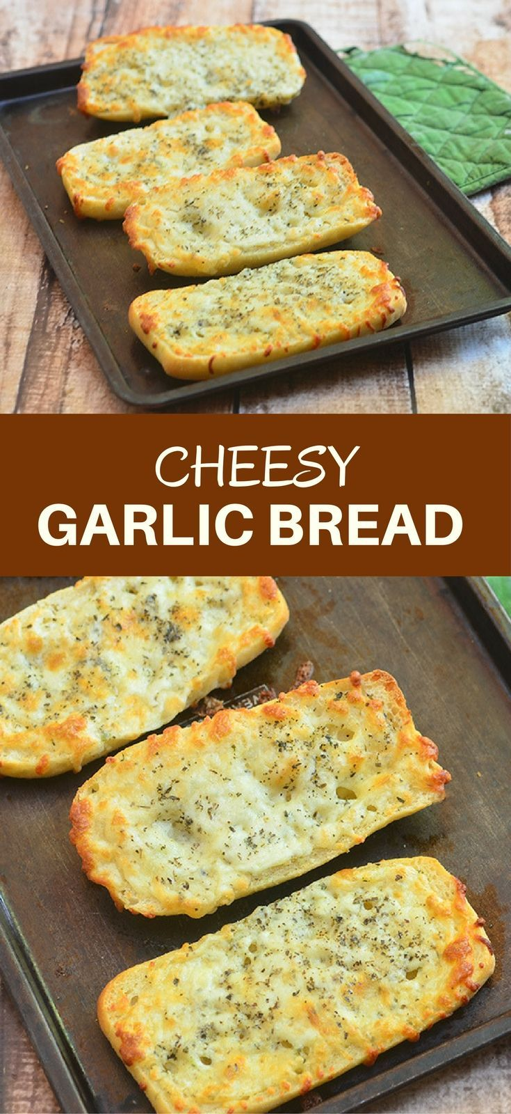 25+ best ideas about Cheesy garlic bread on Pinterest ...