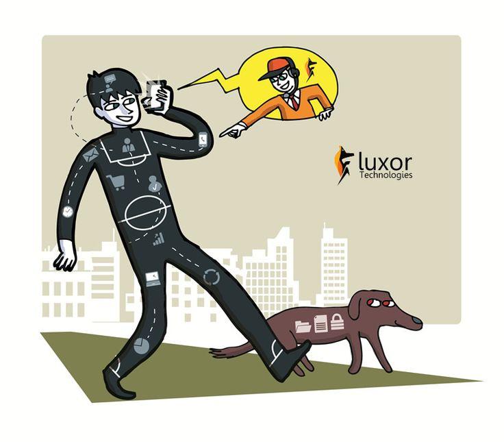 El valor estratégico de la marca en el diseño de la experiencia del cliente. Experiencia del Cliente #Customer Experience #Consumer #cliente #CXO  #custexp Ilustración creada por Luxortec.com