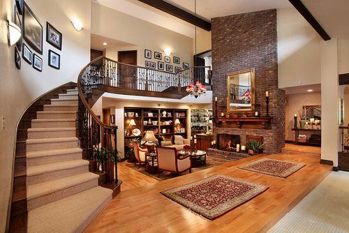 Tumblr house interior photos   … beauty, house, mansion, design interior, luxu