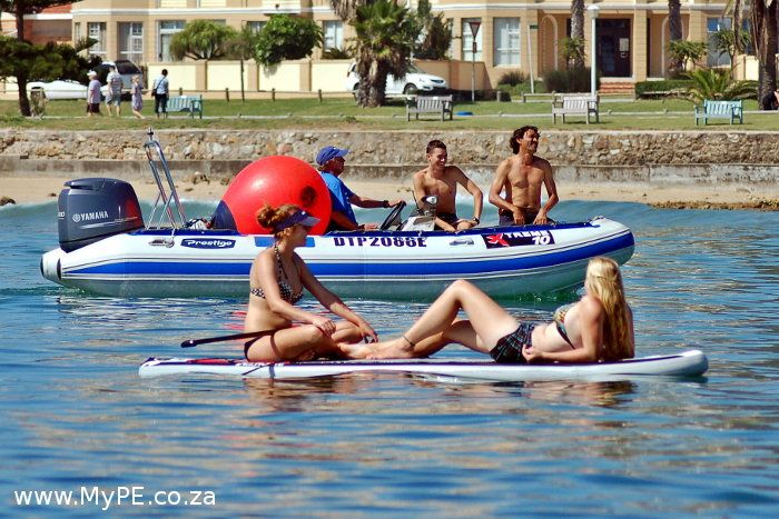 Port Elizabeth is positioned as the watersport capital and offers an envious lifestyle.
