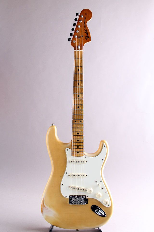 FENDER/USA[フェンダー/ユーエスエー] Stratocaster Olympic White 1974|詳細写真