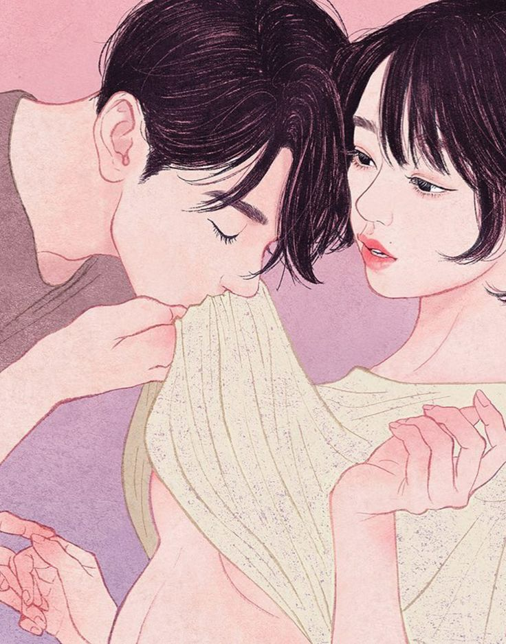 Illustrations For The Days I Wish To Wrap Myself Around You   #loveis #illustration art by zipcy