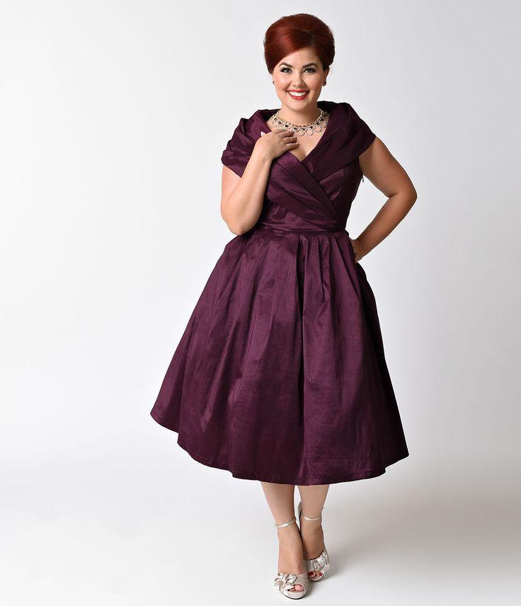 Glamorous plus size dresses uk