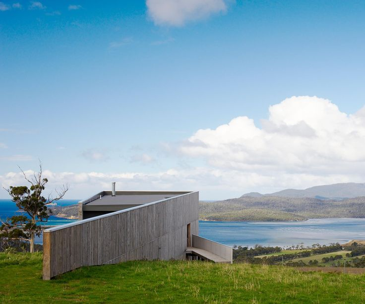 Won over by the charms of Tasmania's Marion Bay, a Danish family decided to put down roots and create an extra-special home away from home.