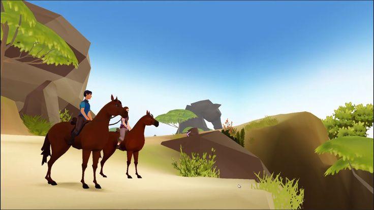 Horse Adventure Tale of Etria GAMEPLAY 1 - Horse Adventure Tale of Etria is a Free Android, Action, Horse Riding Adventure Multiplayer Game