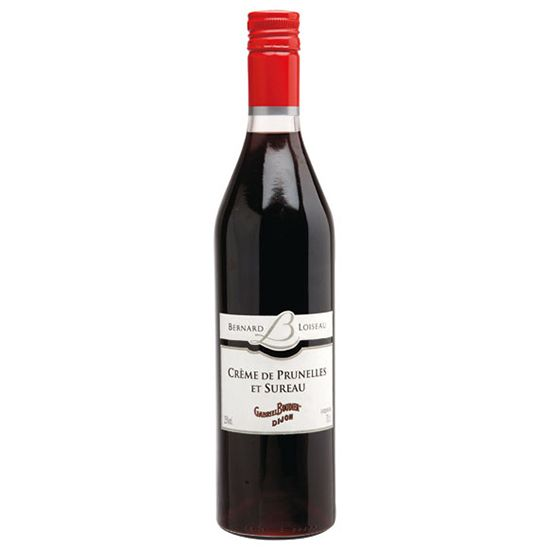Liqueur de Prunelle & Sureau - Gabriel-Boudier - Etre Gourmand