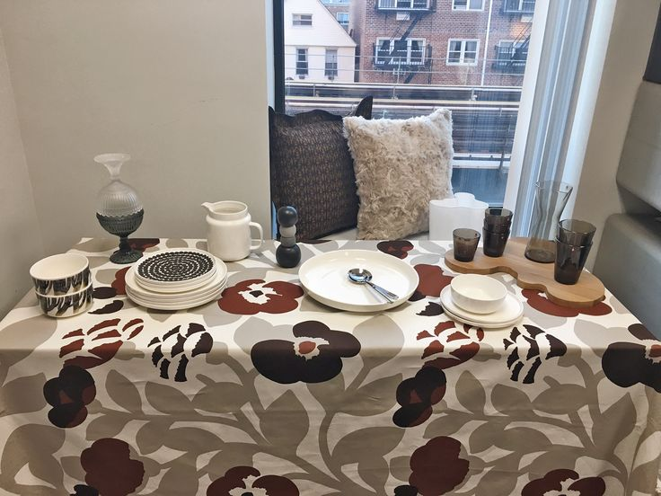 Make your Thanksgiving dinner special this year! Drape your table with Marimekko Green Green fabric and decorate it with Iittala glassware, Marimekko dinnerware, and Aveva spice grinder. http://ss1.us/a/c9pjsIv2 #kiitoslife #kiitoslifenyc #marimekko #marimekkofabric #iittala #glassware #dinnerware #aveva #spicegrinder #home #thanksgiving #homedecor
