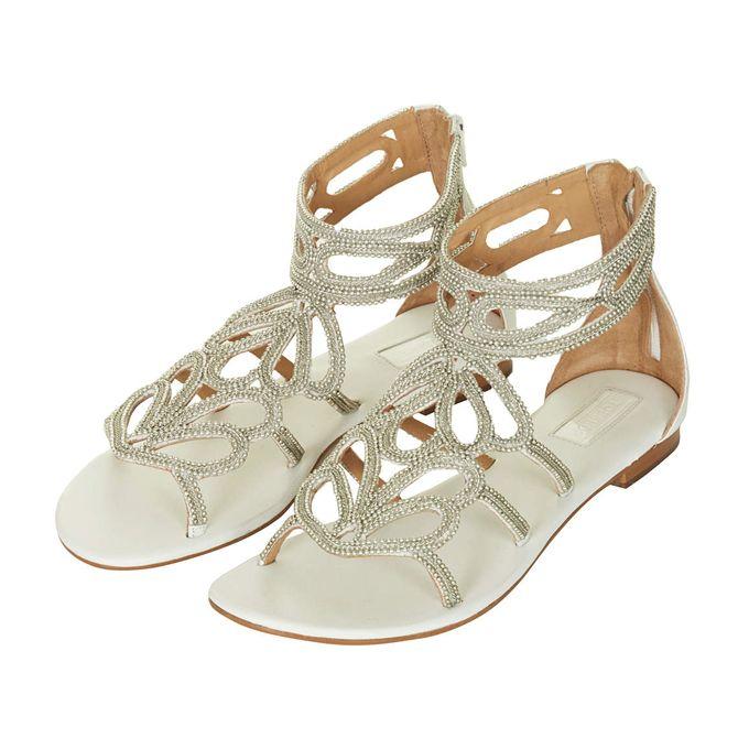 30 best Wedding Shoes images on Pinterest   Bridal shoe, Wedding ...