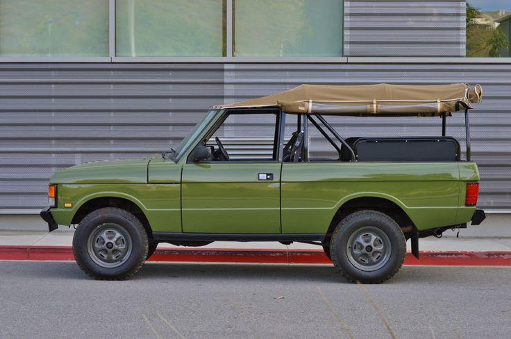 Custom 1995 Land Rover Range Rover