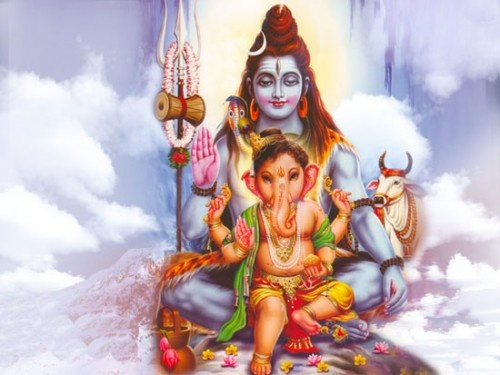 Through Ganesha you reach Shiva... but what does that mean? More to come on that!