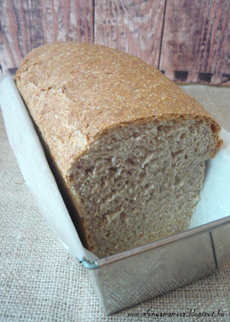 Az áfonya mámora: Puha szendvicskenyér, só-élesztő technikával