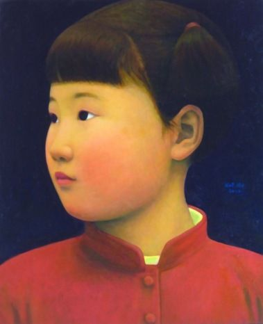 QIQI, Xue Mo (薛墨; b1966, Inner Mongolia, China; since 2011 based in Canada)