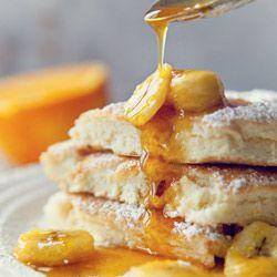 Puszysty omlet na słodko - Przepis