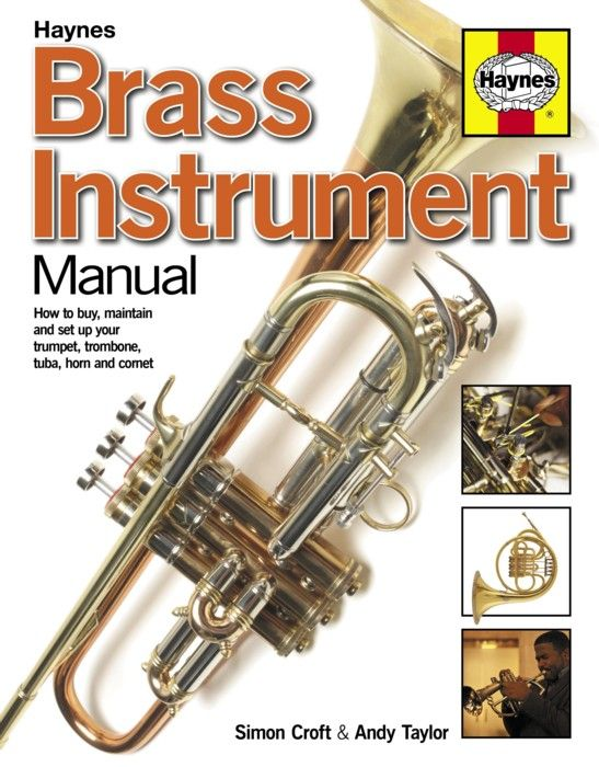 Haynes Brass Instrument Manual. £21.99