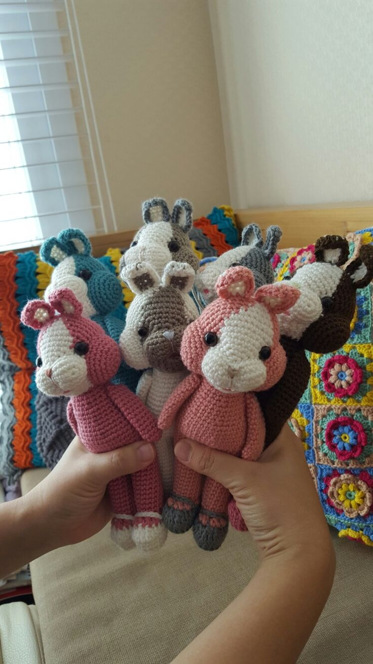 crochet rabbit amigurumi  anjs2004.blog.me