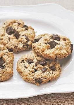 Chocolate Chunk Cookies – Creamy peanut butter and chocolate chunks ...