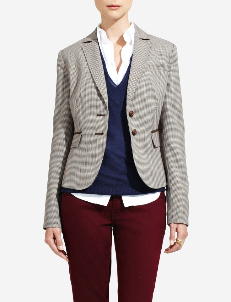 Elbow Patch Jacket   Women's Jackets   THE LIMITED