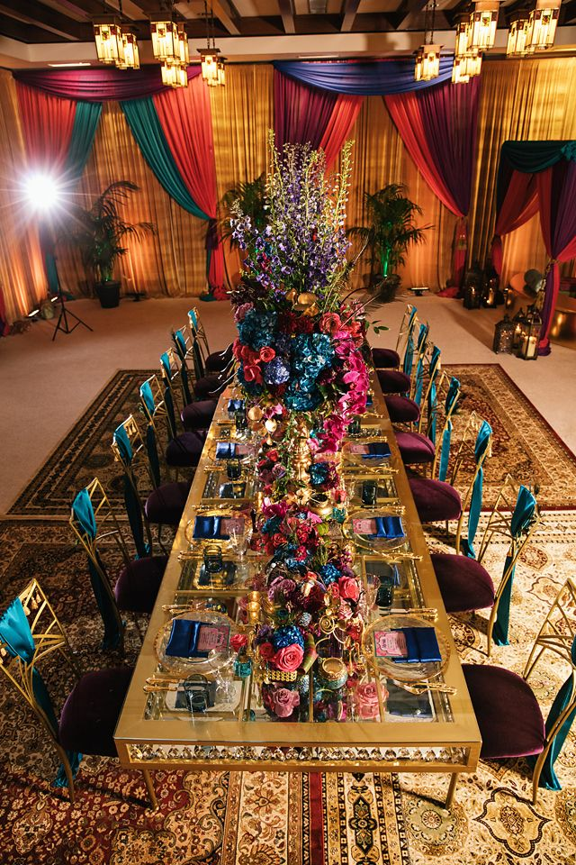 Jasmine And Aladdin Wedding Theme 25257 Infobit