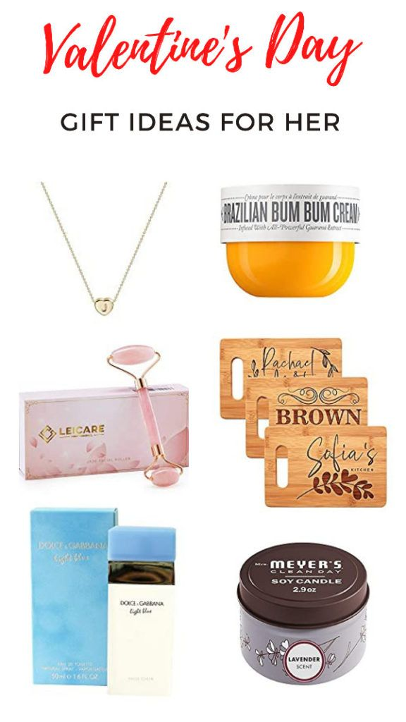 Valentine S Day Gift Ideas For Her In 2021 Gift Guide For Him Valentines Gifts For Hubby