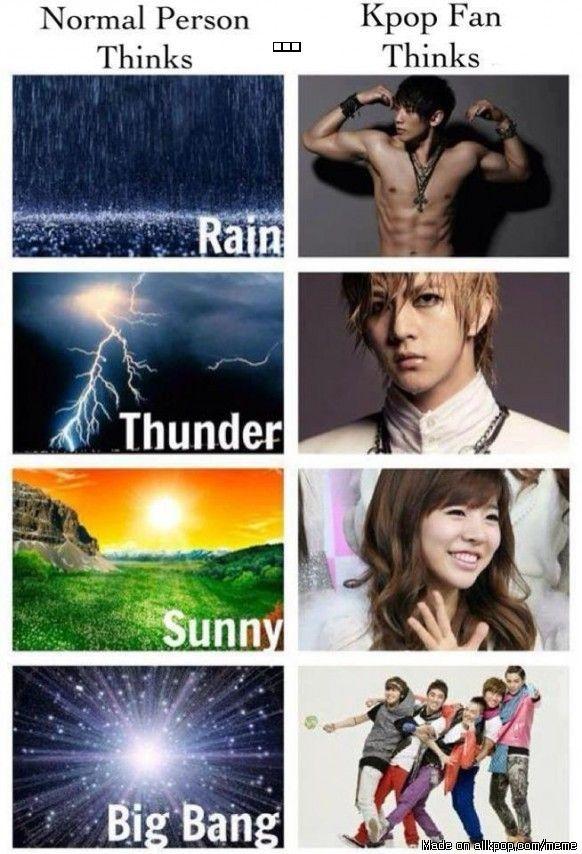 What k.pop fans think... | allkpop Meme Center