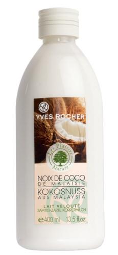 Yves Rocher Malaysian Coconut Silky Body Lotion #yvesrocher #coconut
