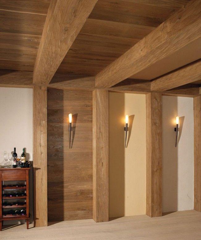A modern építészet is kedveli a természetes faanyagot, amelynek segítségével a ridegebb lakberendezési stílusok is megszelídíthetőek. A meleg színek és a fa természetes erezete otthonosságot varázsol!