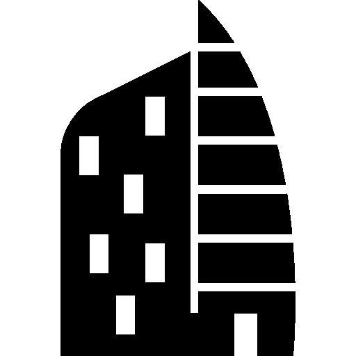 Burj Al Arab building I Free Icon
