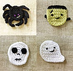 16 Fun Knit & Crochet Patterns for Halloween!