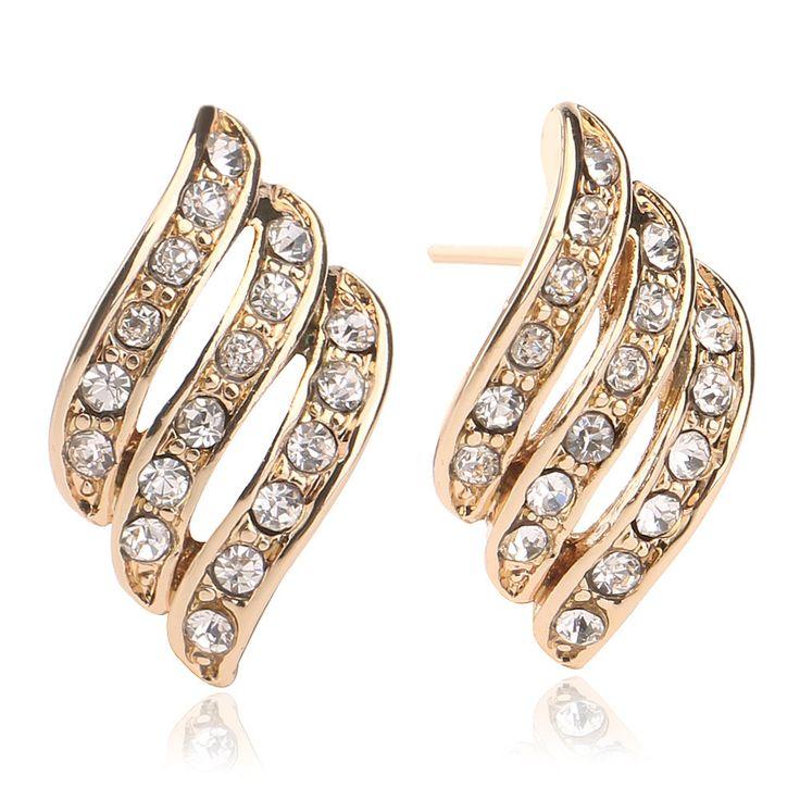 Top design simples peso leve projetos brinco de ouro para as mulheres-Brincos-ID do produto:60358996931-portuguese.alibaba.com