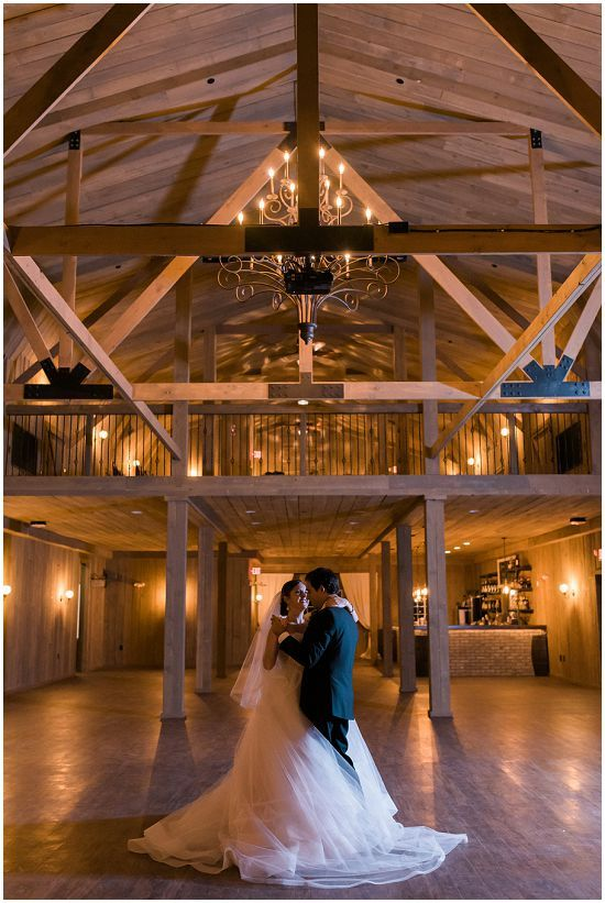 Rustic Manor Was Built From The Ground Up With Weddings In Mind