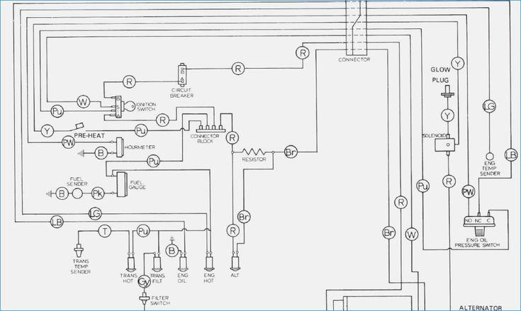 B7100 D Ignition Switch Wiring Question Orangetractortalks