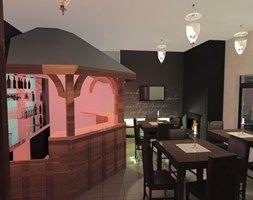 Bar Relax - zdjęcie od Projektowanie Wnętrz Agnieszka Siury