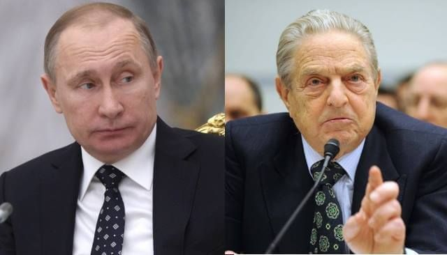 """Russia have officially declared that Billionaire George Soros is a wanted man in their country, citing him and his organizations as a """"threat to Russian national security"""". Putin banned Soros from Russia last year due to the fact that Soros helped to nearly destroy the Russian economy in the early 1990's. Now this could be …"""