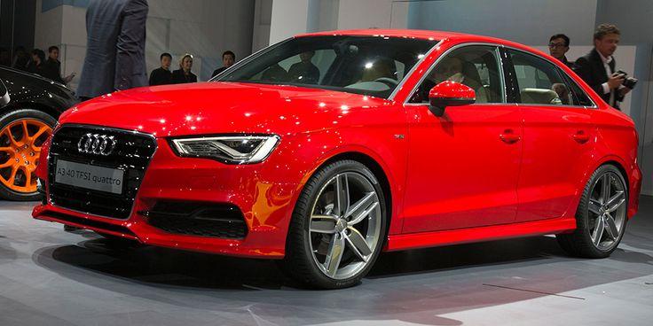 AutoShanghai 2013: Audi A3 sedan