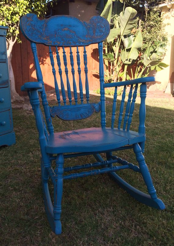 Best 20 wooden rocking chairs ideas on pinterest - Automatic rocking chair for adults ...