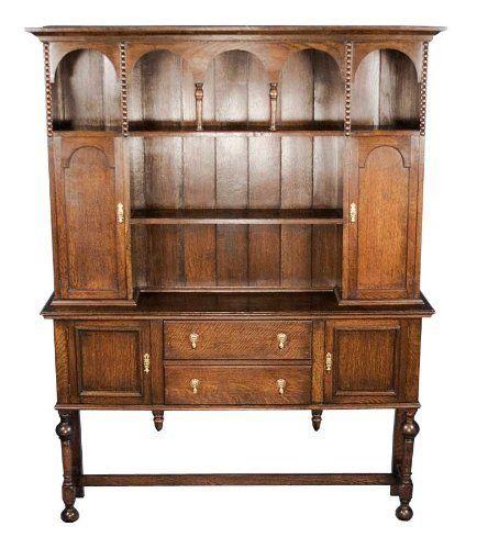 Dark Wood Welsh Dresser: 60 Best Jacobean Furniture Images On Pinterest