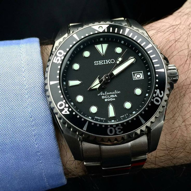 "Seiko SBDC007 ""Shogun"" — still one of my favorites."