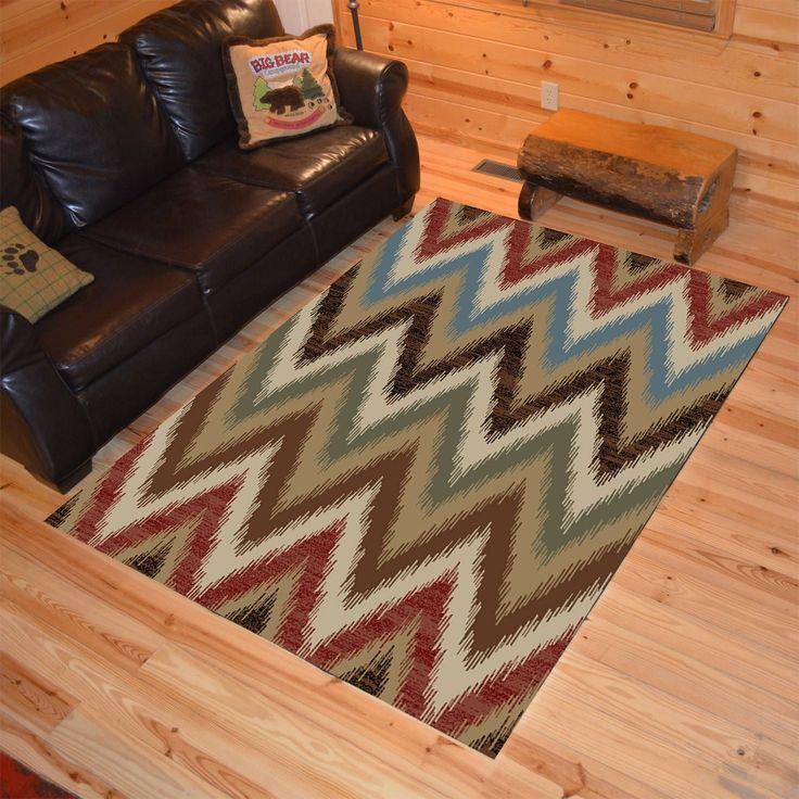 Best 25+ Rustic Area Rugs Ideas On Pinterest