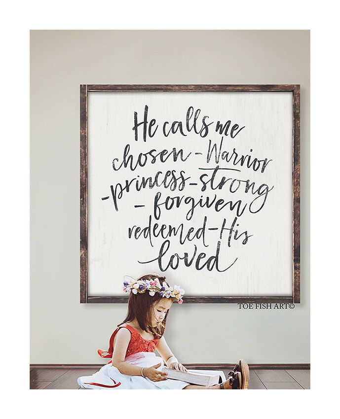 Warrior Princess| Wood Sign | Extra Large Sign | Nursery Decor| Neutral Art| Framed Wood Sign| Scripture Sign | Bedroom wall Art| by ToeFishArt on Etsy https://www.etsy.com/listing/491555962/warrior-princess-wood-sign-extra-large