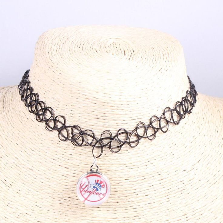 Just posted Choker Necklace O.... A great read we think :).  http://www.gkandaa.net/products/choker-necklace-outfits-mix-mlb-new-york-yankees-sport-team-black?utm_campaign=social_autopilot&utm_source=pin&utm_medium=pin