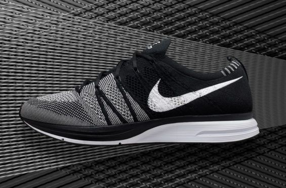 f4b112eb9e4d9 Nike is bringing back the Flyknit Trainer in the OG Black White colorway