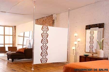 Curtains As Room Dividers Spotlight