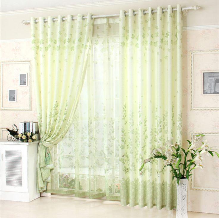 Best 25+ Green bedroom curtains ideas on Pinterest | Green bedroom ...