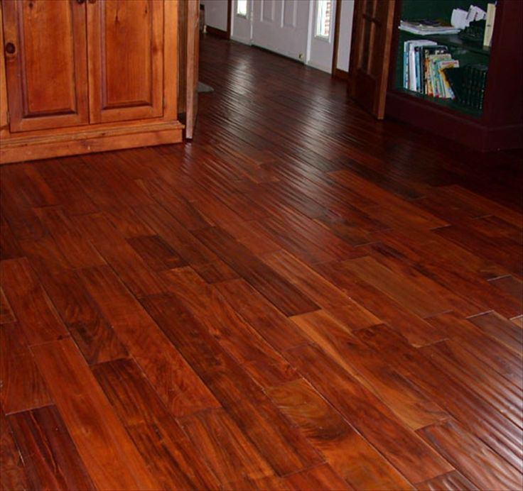 Mazama hardwood handscraped tropical collection acacia for Wood flooring retailers