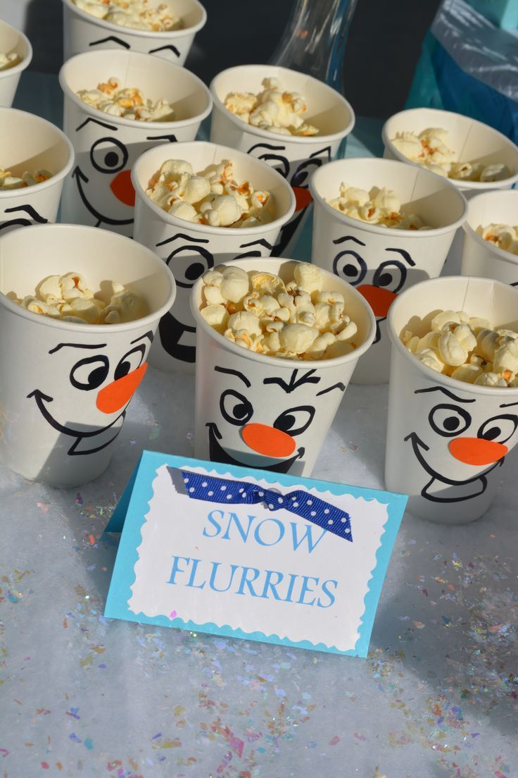 Here's how to make the ultimate Frozen themed birthday party. From Frozen themed…