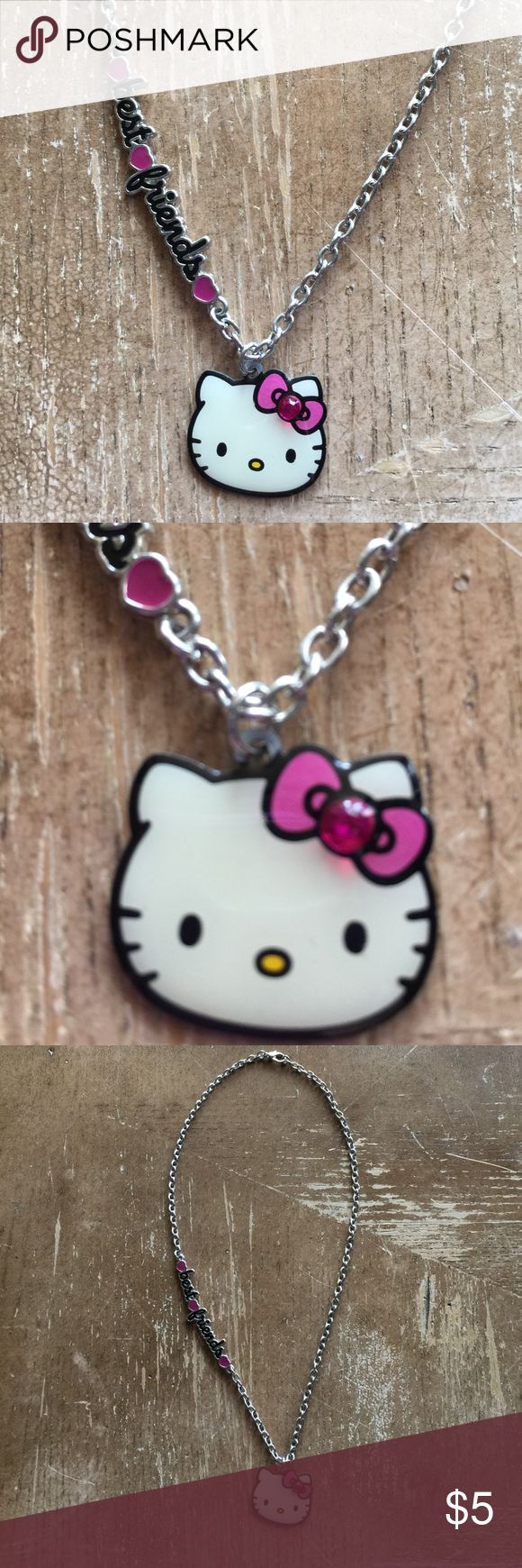 Necklace Hello kitty ❤️ Necklace Hello Kitty ❤️ Hello Kitty Jewelry Necklaces