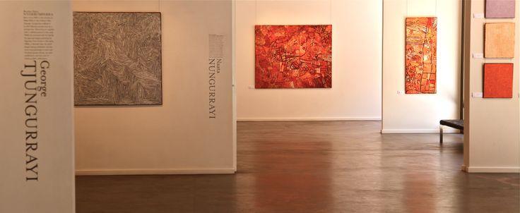 Papunya Tula Artists Gallery in Alice Springs, NT